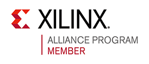 UNIVはXILINXのALLIANCE PROGRAM MEMBERです